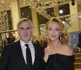 Альбина Джанабаева страстно поцеловала Валерия Меладзе на сцене