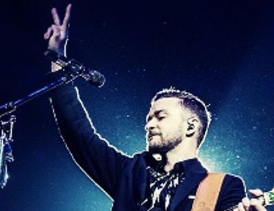 Джастин Тимберлейк впервые споет на «Евровидении»