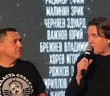 Стриженовы, Галыгин, Якубович и Эрнст собрались на юбилее культового телешоу