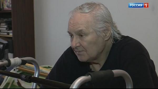 Актер и каскадер Никита Астапов