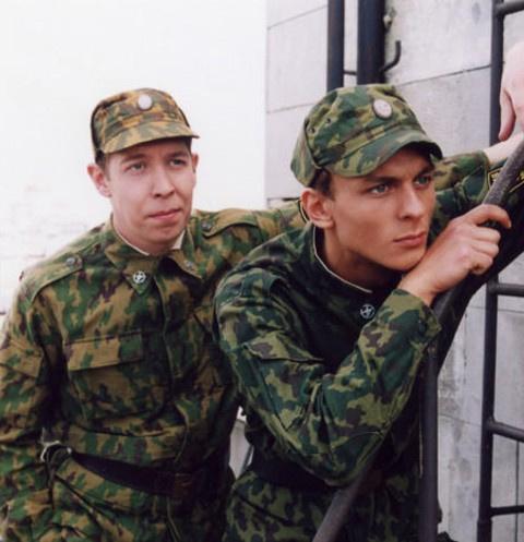 Иван Моховиков и Александр Лымарев