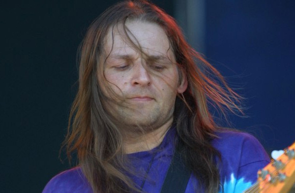 Алексей Осташев стал участником группы Гарика Сукачева в 1996 году