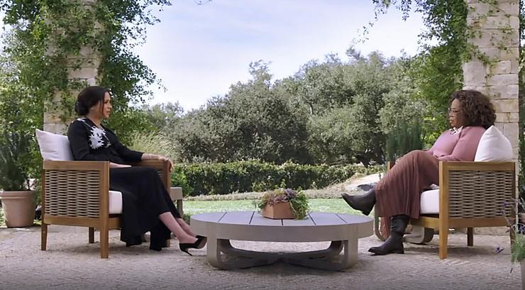 Интервью Меган и Гарри у Опры стало главным скандалом этих дней