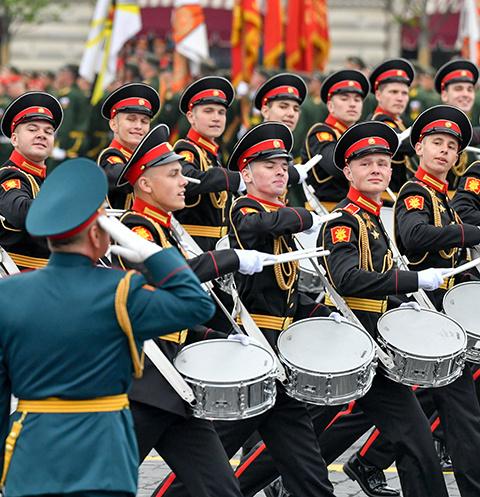 Парад Победы всегда считался одним из главных событий года