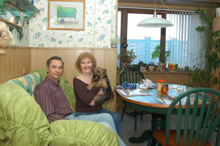 Брак актера с Татьяной Ходорченко продлился почти 18 лет