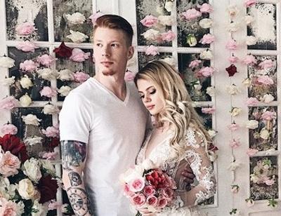 Никита Пресняков и Алена Краснова создали аромат любви к свадьбе