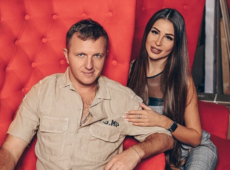 Илья Яббаров и Настя Голд