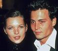 Кейт Мосс и Джонни Депп признаны одной из самых стильных пар