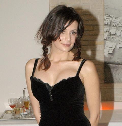 Оксана Фандера обнажилась в Сочи
