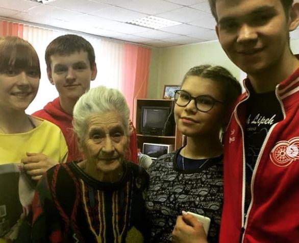 В последние годы Вера Васильевна вела очень активный образ жизни