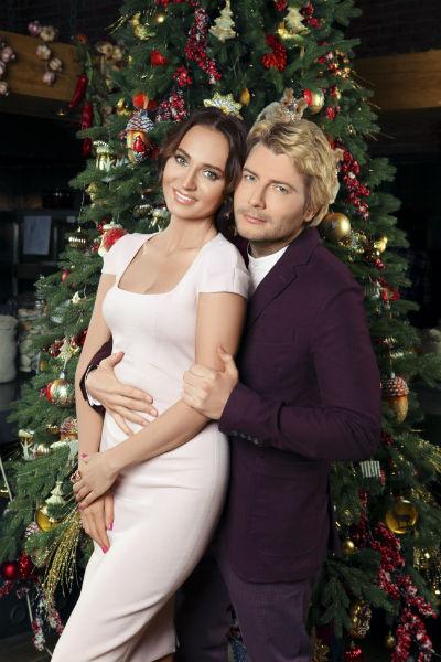 Николай и Софи Новый год всегда встречают порознь