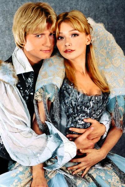 16 лет назад Николай Басков играл в сказке принца, а теперь стал королем