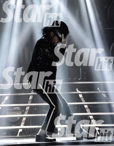 Майкл Джексон получился как живой