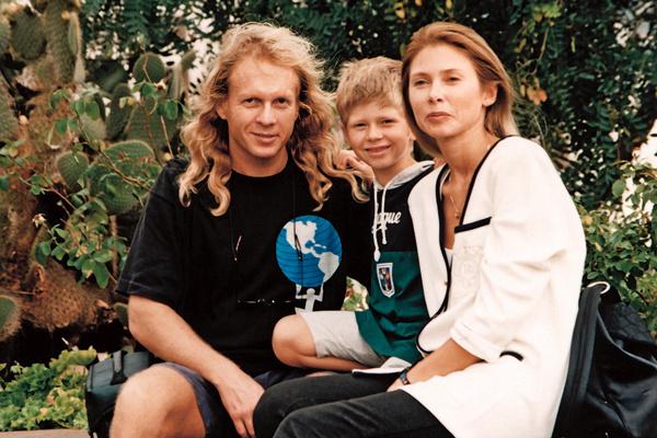 Людмила и Кристиан вступят в права наследования через полгода