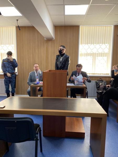 Суд не принял ни одно ходатайство защиты артиста