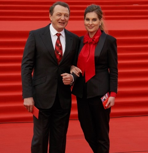Марат и Елизавета Башаровы