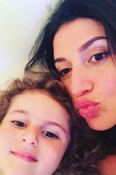 Жасмин боялась, что дочь будет ревновать ее к Мирону