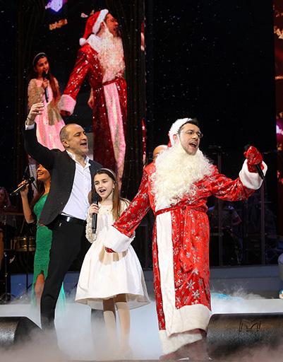 Михаил Турецкий и его дочь Эммануэль