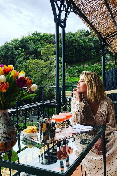 Юлия много путешествует и в Москве бывает лишь по работе