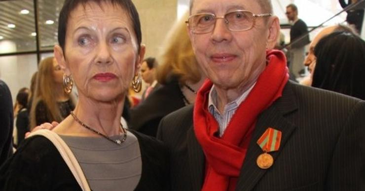 Любовница Валерия Золотухина проигнорировала похороны его жены