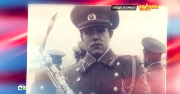 Мазаев скучает по армейским годам