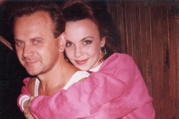 Татьяна с женихом