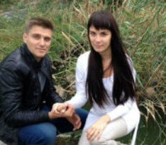 Экс-участники «Дома-2» Катя Токарева и Юра Слободян обвенчались