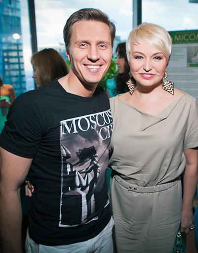 Александр Белов и Катя Лель