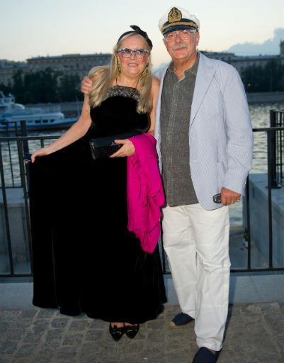 Татьяна и Никита Михалковы встречали гостей ММКФ