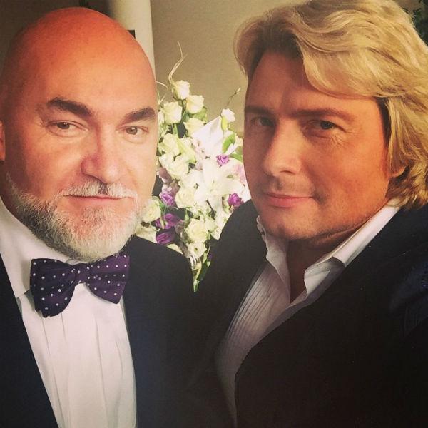 Сергей Кожевников и Николай Басков