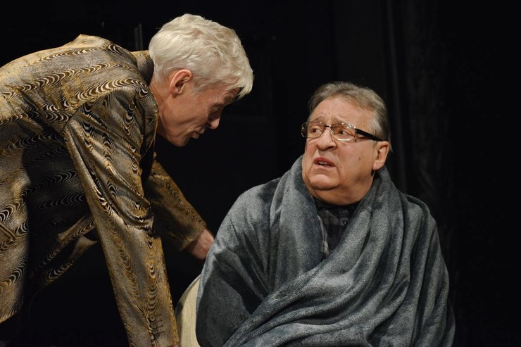 До карантина Хазанов часто выходил на сцену театра
