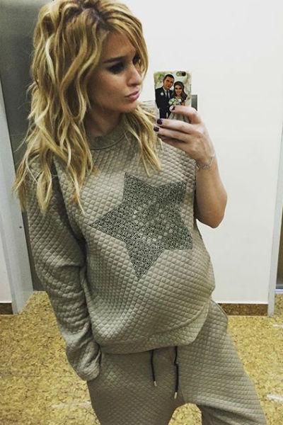 Вторая беременность Ксении отличается от первой