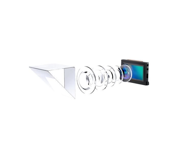 В модели Huawei P30 Pro представлен режим двойного кадра