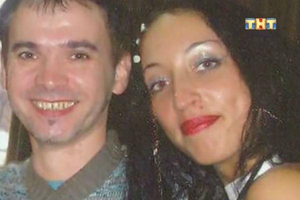 Олег Тимофеев и его невеста Джина Изюмская
