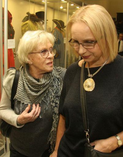 Алиса Фрейндлих и Ирина Мазуркевич