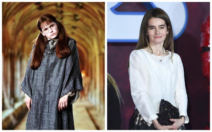 13-летнюю девочку-призрак сыграла 37-летняя Ширли Хендерсон