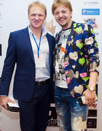 Сергей Писаренко и Даниил Шункаров