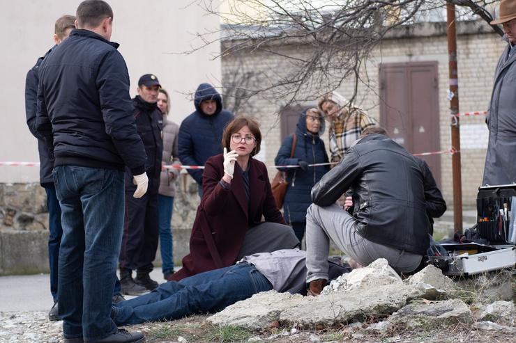 Актриса мастерски «расследует» и домашние «преступления»