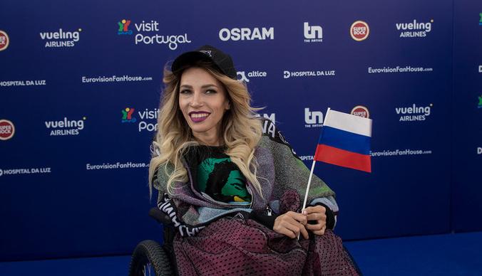 Юлия Самойлова: «Первый канал мне ничего не заплатил за «Евровидение»