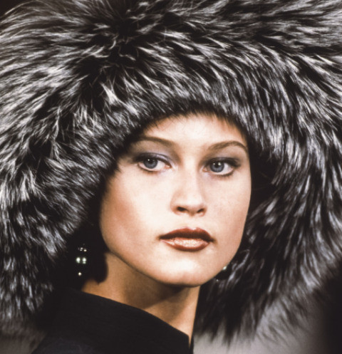 Звезда подиумов 90-х Наталья Семанова сейчас живет в Париже