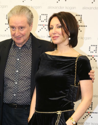 Вениамин и Алика Смеховы