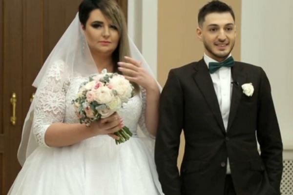 Влюбленные долго готовились к свадьбе