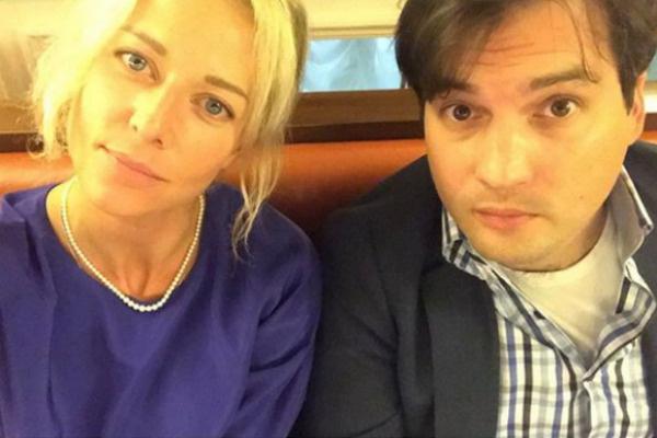 Судя по всему, Ольга и Борис часто проводят время вместе