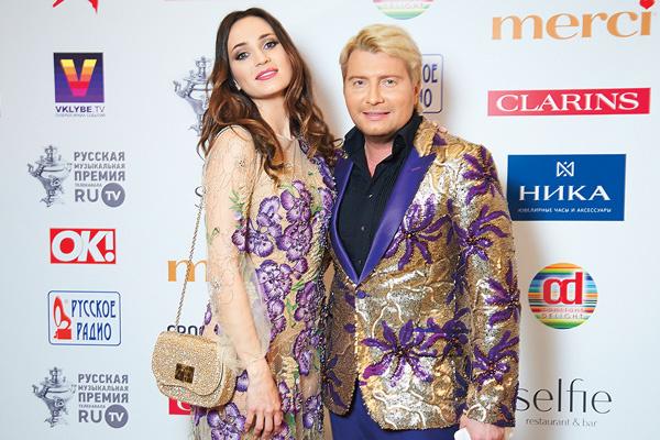По-моему, Николай Басков и София даже одеваются у одного модельера