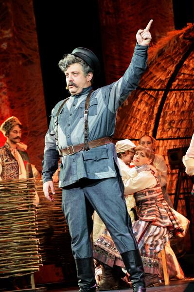 Михаил Полицеймако пошел по стопам родителей и стал актером
