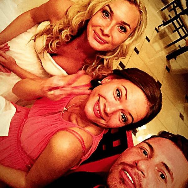 На свадьбе Дашко в Златоусте были друзья и близкие