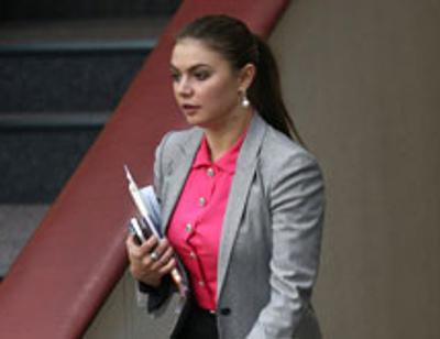 В жизни Алины Кабаевой появилась любовь