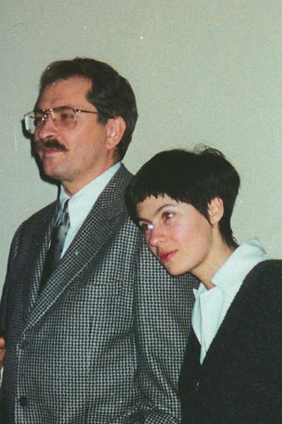 Встреча с Владом Листьевым перевернула жизнь Альбины Назимовой
