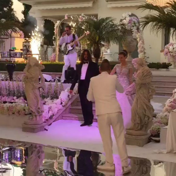 Свадьба Анастасии Фукс в Кап-Ферра