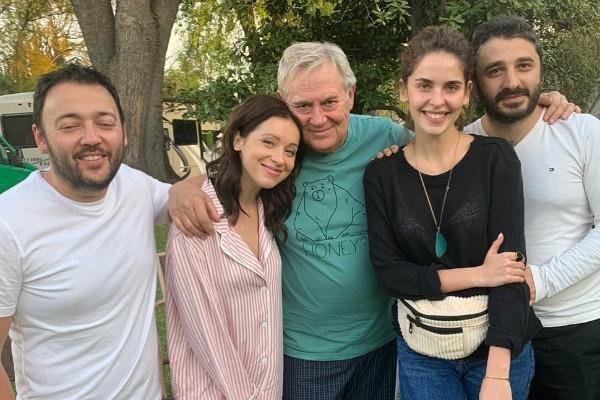Недавно Ирина Темичева закончила работу над фильмом «Родина»